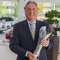 The Greenest BMW Dealership in the World